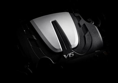 Motor V6 3.5 L