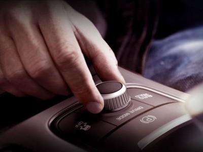 Sistema de condução drive mode
