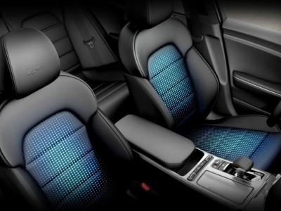 Ventilação e aquecimento dos assentos
